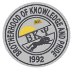 Beta Kappa Psi motto circle