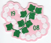 20-Pearl Necklace & 9 Ivies, originally designed by University Apparel