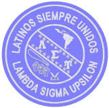 Lambda Sigma Upsilon motto circle
