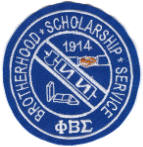 BSS Motto Circle, originally designed by University Apparel