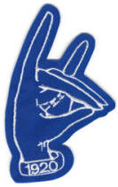 Zeta Phi Beta cat hand-sign