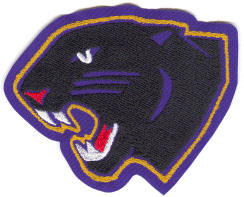 Panther head